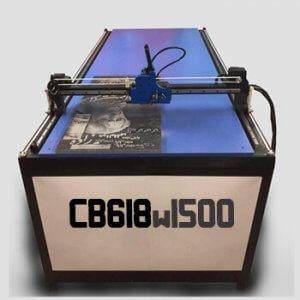 دستگاه حکاکی روی سنگ مدل CB618W1500 دستگاه CNC سنگ 180x60 cm