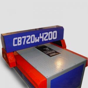دستگاه حکاکی روی سنگ مدل CB720W4200 دستگاه CNC سنگ 200x70 cm