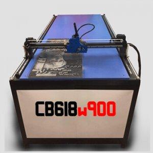 دستگاه حکاکی روی سنگ مدل CB618W900 دستگاه CNC سنگ 180x60 cm