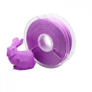 فیلامنت PETG پرینتر سه بعدی 1.75 میلیمتر رنگ بنفش 1 کیلوگرم
