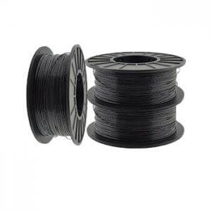 فیلامنت ABS پرینتر سه بعدی 1.75 میلیمتر رنگ مشکی 1 کیلوگرم