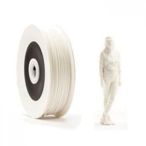 فیلامنت PLA پرینتر سه بعدی 1.75 میلیمتر رنگ سفید 1 کیلوگرم