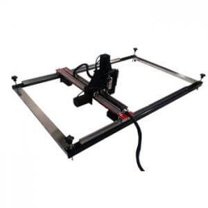 دستگاه حکاکی روی چوب مدل WD304W200 دستگاه CNC چوب 40x30 cm