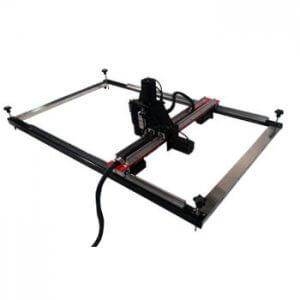 دستگاه حکاکی روی چوب مدل WD606W700 دستگاه CNC چوب 60x60 cm